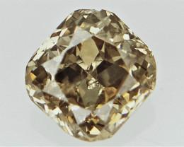 0.12 cts  Fancy Colored Diamonds , Fancy Shaped Diamond