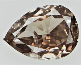 0.16 cts  Fancy Colored Diamonds , Fancy Shaped Diamond