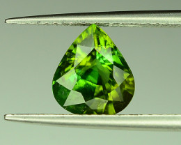 1.70 ct Natural Green Tourmaline -- from Africa
