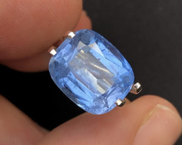 Certified Aquamarine 5.20Ct  Natural Aquamarine Beautiful Aquamarine