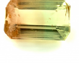 BiColor Tourmaline 3.15ct Natural Untreated