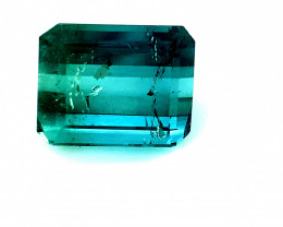 Blue Tourmaline 3.95ct Natural Untreated