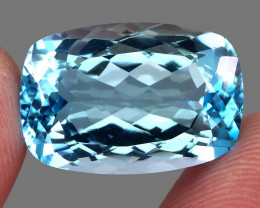 21.52 ct. Natural Earth Mined Top Quality Blue Topaz Brazil