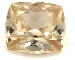 Champagne Zircon 1.15ct Natural Untreated Russian Federation