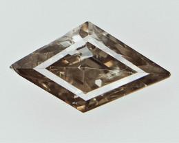 0.17 cts Fancy Colored Diamonds , Fancy Shaped Diamond