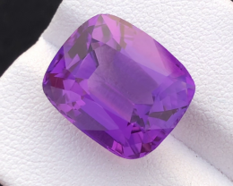 11.75 carats, Natural Amethyst.