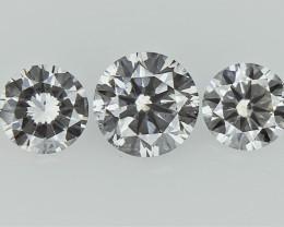 0.37 cts Round Brilliant Cut , Light Colored Diamond
