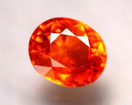Spessartite Garnet 1.40Ct Natural Orange Spessartite Garnet D0706/B34