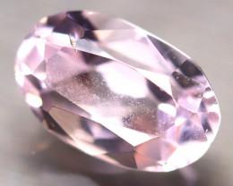Pink Kunzite 3.00Ct Natural Pakistan Purplish Pink Kunzite D0711/B37