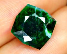 Jadeite Jade 4.22Ct Natural Burmese Maw Sit Sit Jadeite Jade A0729