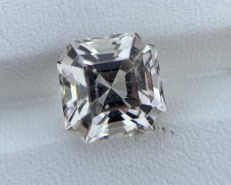 Natural Topaz gemstone.
