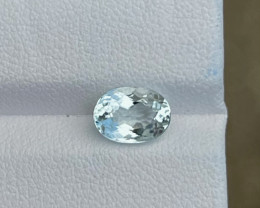 Top Beautiful Aquamarine 1.30 CTS Gem