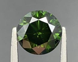 1.50 CT Diamond Gemstones green color