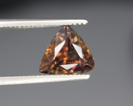 NR 1.30 Cts color Change Natural  Axinite Gemstone