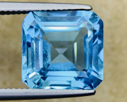 NR 13.10 Cts Swiss Blue  topaz gemstone