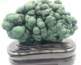 2.38 Kg Rare & Excellent Genuine Malachite Specimen.