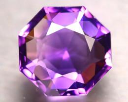 Amethyst 10.52Ct Natural Uruguay Electric Purple Amethyst E0802/C4