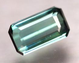 Tourmaline 1.22Ct Natural Green Color Tourmaline E0828/B48