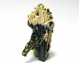 Amazing Damage free Flower tree shape Epidote crystal 19Cts-Pak