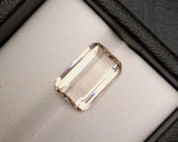 Top Quality 3.45 Ct Natural Morganite