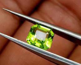 1.32Crt Peridot Natural Gemstones JI47