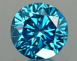 *NR Marathon* Diamond Vivid Blue 0.50Ct