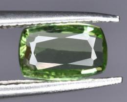 Natural Green Tourmaline 0.53 CTS Gem