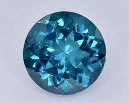3.46 Crt Natural Topaz Faceted Gemstone.( AB 28)