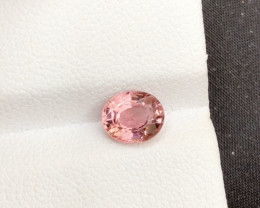0.85 ct Natural Untreated Good Color Tourmaline~Afghanistan