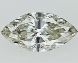 0.46 cts  Fancy Colored Diamonds , Fancy Shaped Diamond