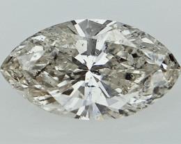 0.50 cts Fancy Colored Diamonds , Fancy Shaped Diamond