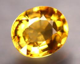 Tourmaline 1.67Ct Natural Golden Yellow Tourmaline D0927/B48