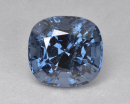 11.82 Cts Dazzling Wonderful Natural Burmese Un Heat Blue  Spinel