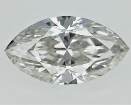 0.20 cts  Fancy Colored Diamonds , WHITES GREY DIAMOND