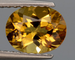 Natural  Heliodor 0.96 Cts, Top  Luster.