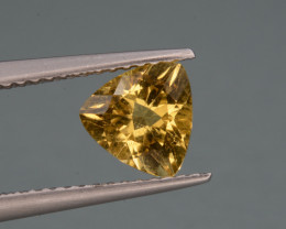 Natural  Heliodor 0.98 Cts, Top  Luster Gemstone