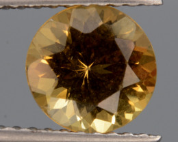 Natural  Heliodor 1.11 Cts, Top  Luster.