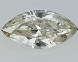 0.21 cts  Fancy Colored Diamonds , Fancy Shaped Diamond