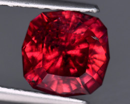 NO RESERVE 2.25 Crt Rhodolite Garnet Custom Cut Gemstone