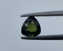 1.15 Ct Beautiful Green Tourmaline. Tor-3536