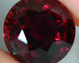12.57 CT Rosewood Pink!! Natural Mozambique Tourmaline-TE37