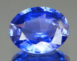 *NR Marathon* NO HEAT  Blue Sapphire 0.69Ct Certified