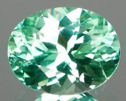Rare Kornerupine Bluish Green 0.71