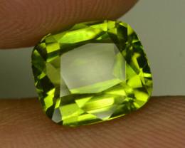 3.85 ct Natural Green Peridot