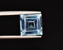 Natural Sky Blue Topaz 3.84 Cts Excellent Quality Gemstone