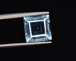 Natural Sky Blue Topaz 3.89 Cts Excellent Quality Gemstone