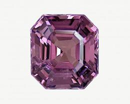 Purple Pink Spinel, 1.83ct, Ascher Cut
