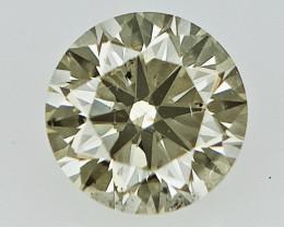 0.18 cts   Round Brilliant Cut , High Quality diamond,