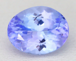 Tanzanite 2.69Ct VVS Natural Unheated Purplish Blue Tanzanite C1134