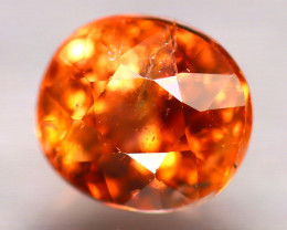 Tourmaline 1.34Ct Natural Orange Tourmaline D1108/B49